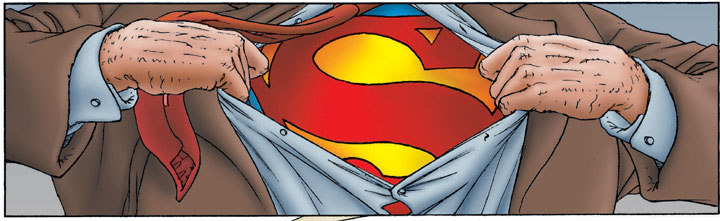Frank Quitely y la inspiración detrás de All Star Superman