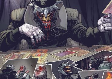 ¿Quién es y qué busca The Batman Who Laughs?