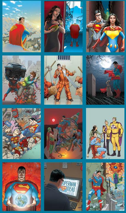 All Star Superman vuela en la órbita de SMASH y DC Comics México