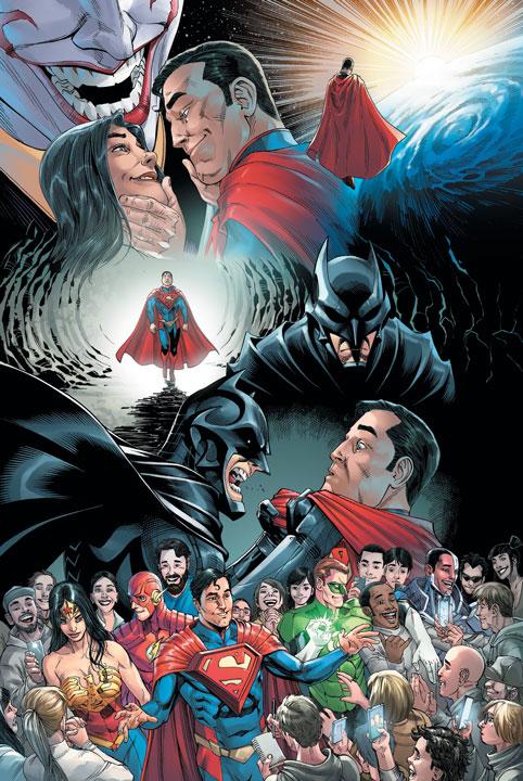 Las emociones de Injustice 2 se desbordan en SMASH y DC Comics México