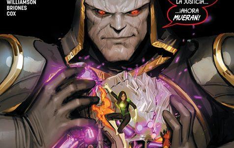 Justice League Odyssey #3