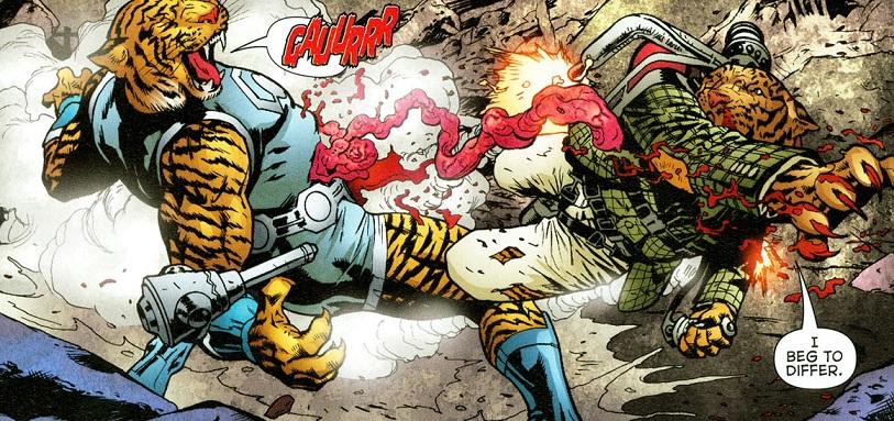 ¿Aparece el Tigre Tawny en ¡Shazam!?
