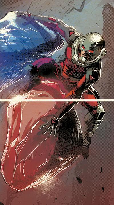 Las diferencias de los Avengers Cósmicos en Infinity Wars