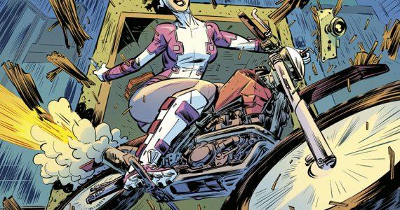 """Diferencias entre el Universo Marvel y el """"mundo real"""" de Gwenpool"""