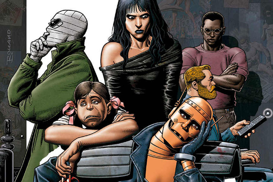 Doom Patrol (Serie TV) Temporada 2 Dual Audio.