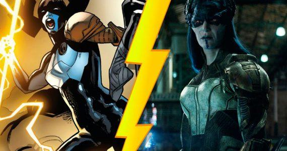 El origen de Proxima Midnight en los cómics vs MCU