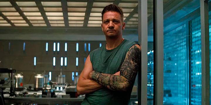 El significado del tatuaje de Hawkeye