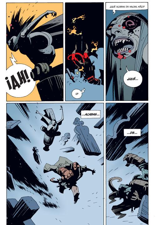Guía detallada para entender la acción de Hellboy en el cine
