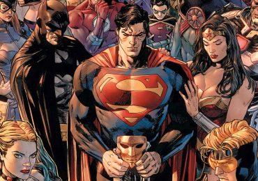 Heroes in Crisis llega a SMASH y DC Comics México