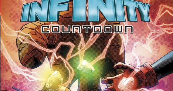 Infinity Countdown enciende las guerras infinitas