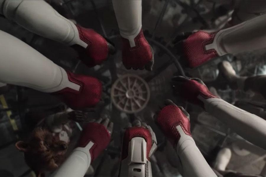 Listos para la misión en el nuevo spot de Avengers: Endgame