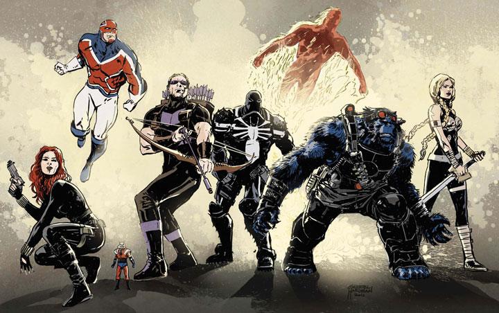 Las mejores alineaciones de los Avengers en la historia