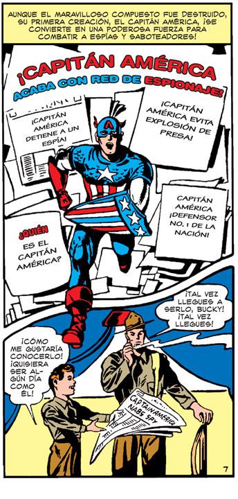Los poderes no tan conocidos (o recordados) de Captain America