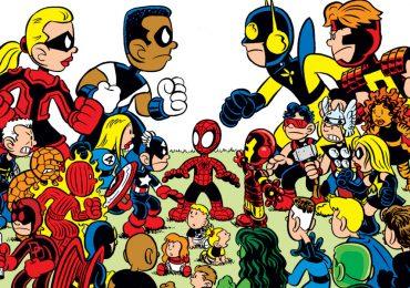 Marvel Comics México también piensa en los niños