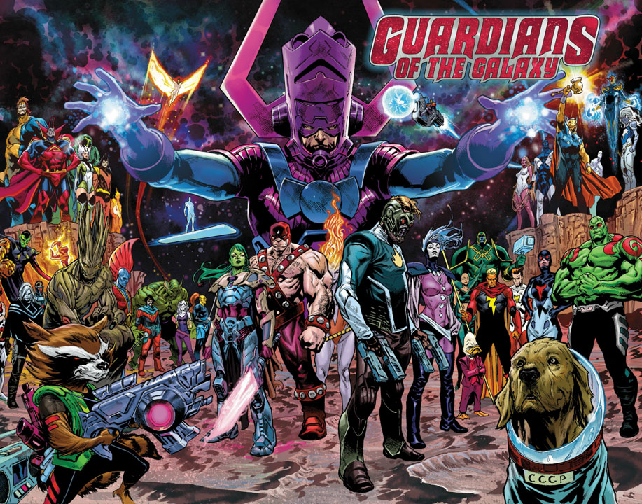 ¡Habrá cambios radicales en Guardians of the Galaxy!