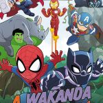 Marvel Super Hero Adventures: A Wakanda y Más Allá