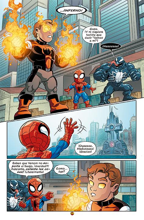 Por qué leer Marvel Super Hero Adventures: A Wakanda y más allá