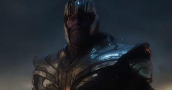 Por qué Thanos porta armadura y arma en Avengers: Endgame