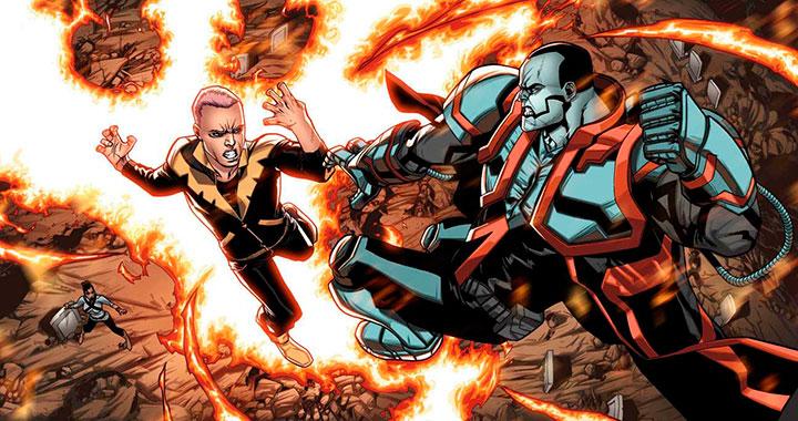 Top 5: Portadores de la Fuerza Phoenix