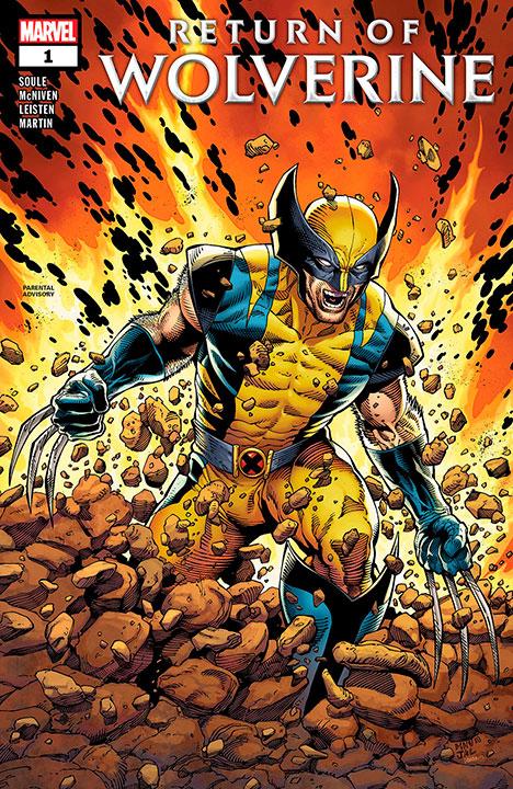 Quién es quién en El Regreso de Wolverine y qué papel interpretan