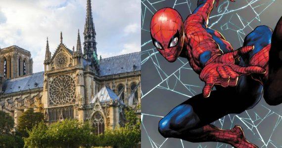 La Catedral de Notre Dame en las viñetas de Marvel