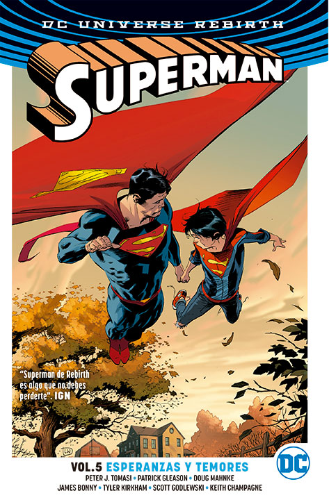 Superman Vol. 5: Esperanzas y Temores
