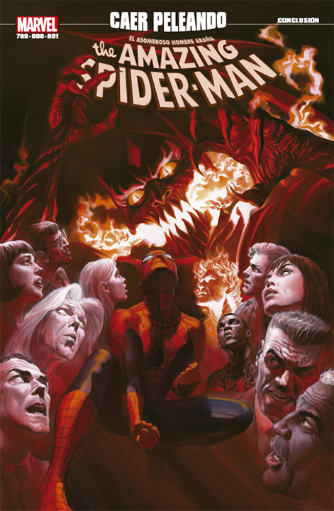 The Amazing Spider-Man #799-801