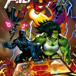 The Avengers Earth's Mightiest Heroes #6