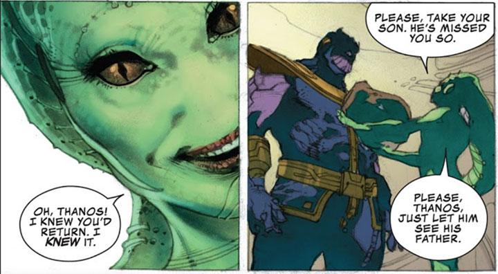 Top 5: Mejores momentos de Thanos: El Origen