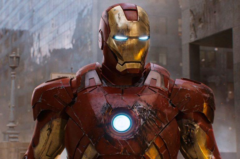 ¡Vengadores Unidos! Para festejar el cumpleaños de Tony Stark