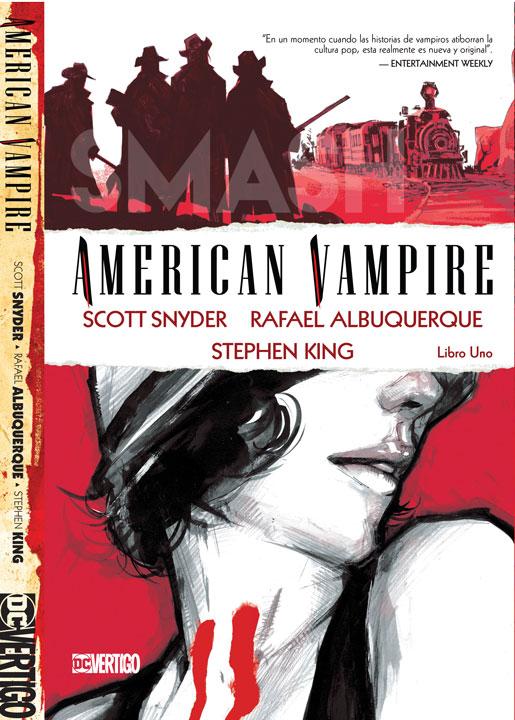 ¿Por qué aceptó Stephen King participar en American Vampire?