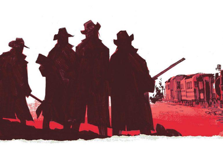 ¿Quién es quien en American Vampire, Libro 1?