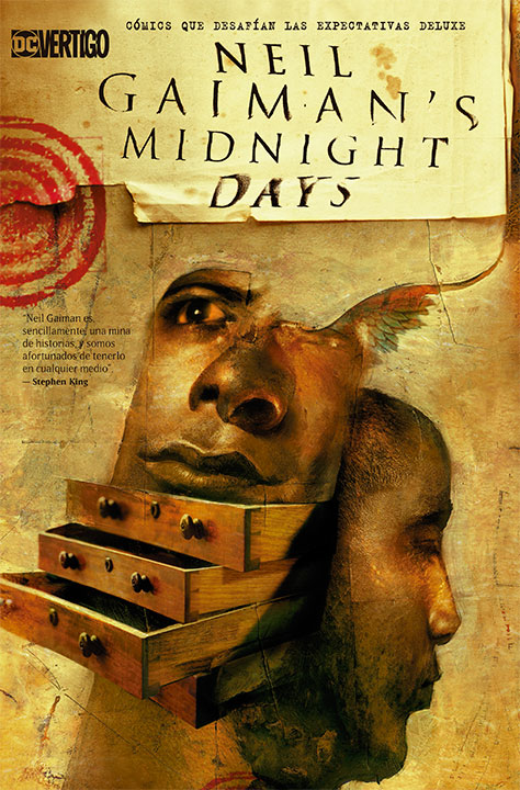 Vertigo Deluxe Neil Gaiman's Midnight Days