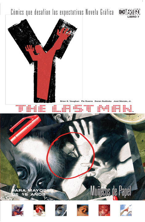 Y: The Last Man Vol. 7