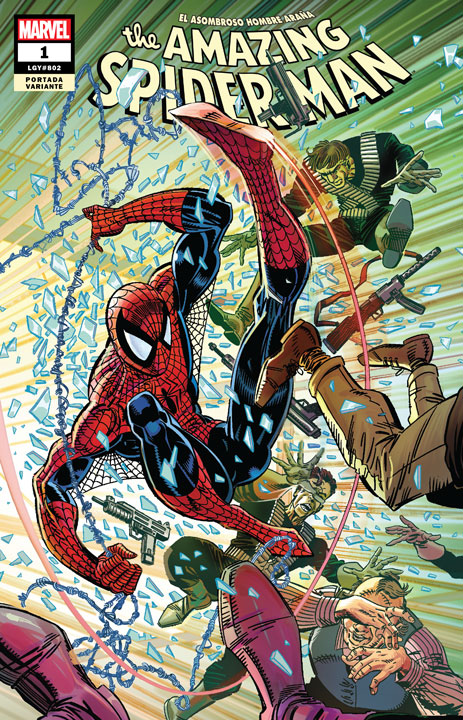 The Amazing Spider-Man (2018-) #1