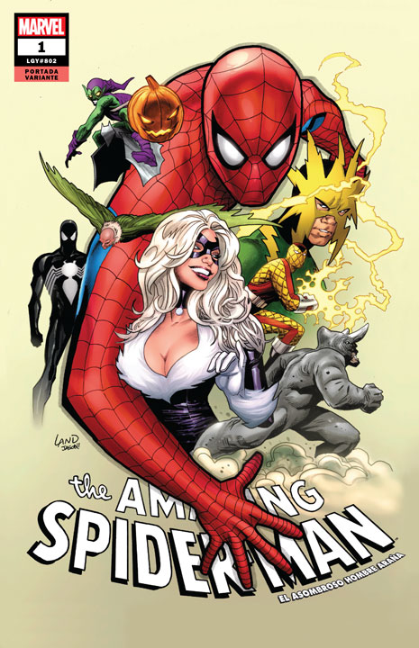 The Amazing Spider-Man (2018-) #1