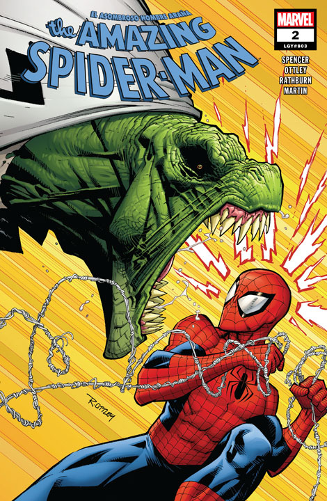 The Amazing Spider-Man (2018-) #2