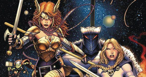 ¡Los Asgardians of the Galaxy llegan a Marvel Semanal!