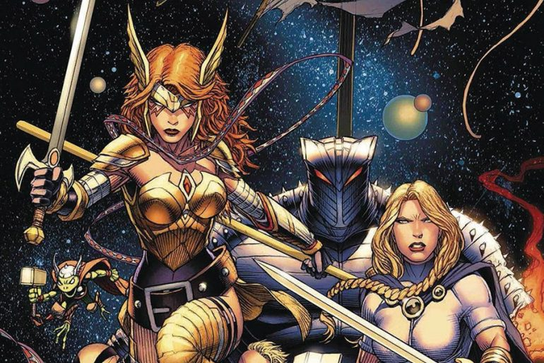 ¡Los Asgardians of the Galaxy llegan a Marvel Semanal!