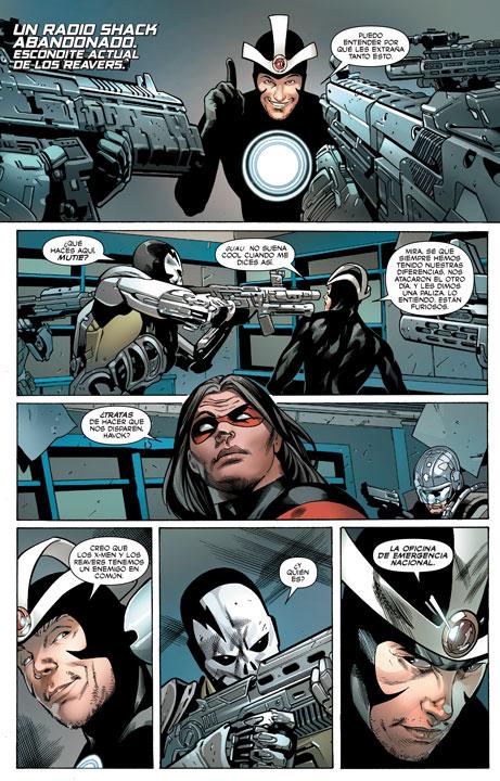 Astonishing X-Men #16Astonishing X-Men #16