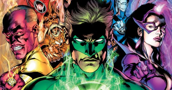 Blackest Night Saga, una historia sobre emociones