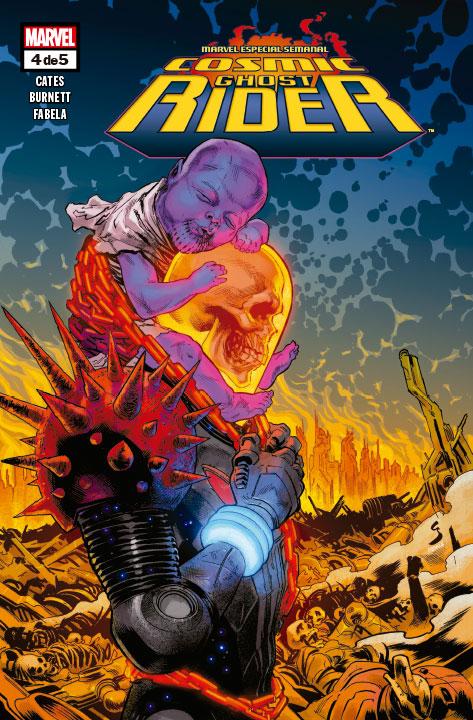 Cosmic Ghost Rider #4 (de 5)