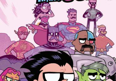 DC Aventuras Lo Mejor de Teen Titans Go! Vol. 4