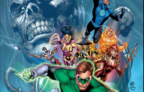 DC Essential Edition: Blackest Night Saga
