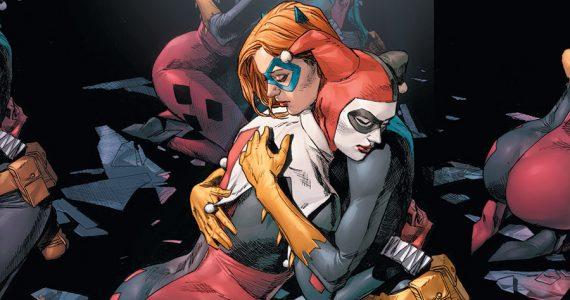 Batgirl y Harley Quinn, dos destinos marcados por un mismo lazo