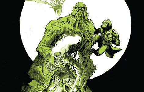 Justice League Dark #4