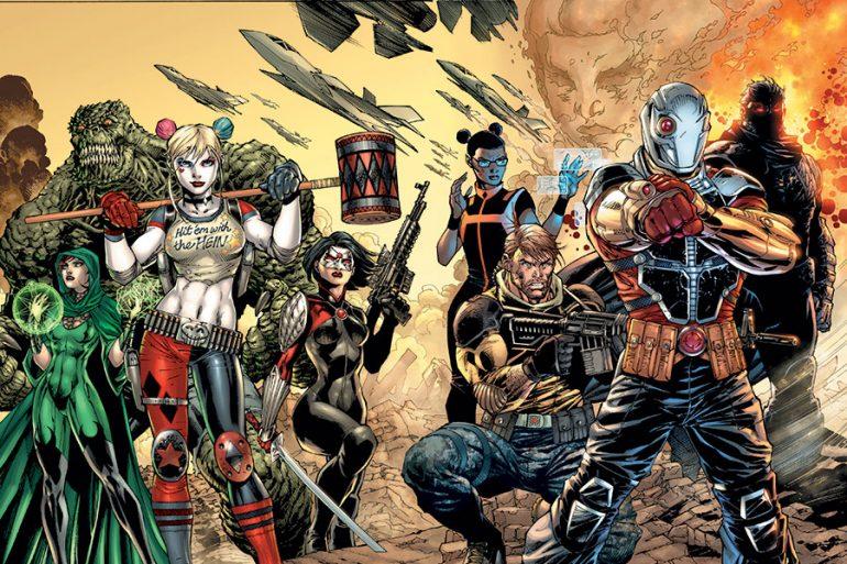 ¿Suicide Squad enfrenta su última misión?