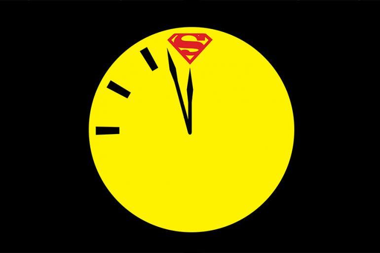 ¡Doomsday Clock llega a SMASH y DC Comics México!