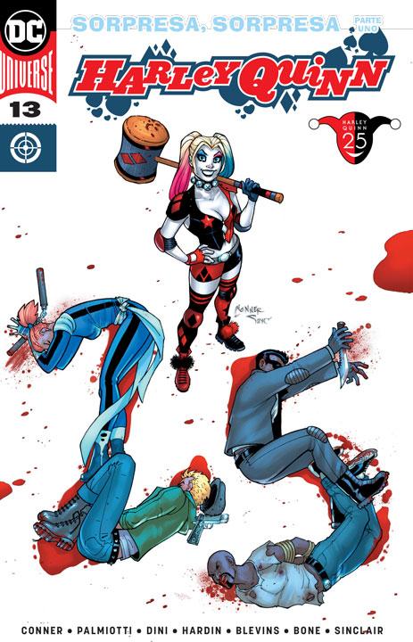 Harley Quinn #13