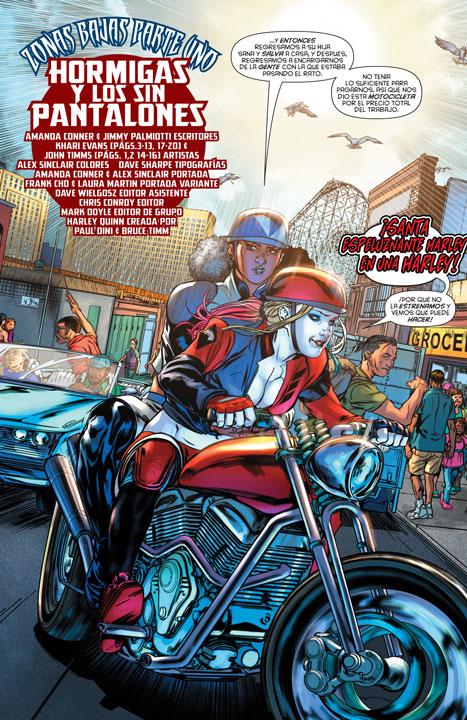 Harley Quinn Vol. 3: Carne Roja